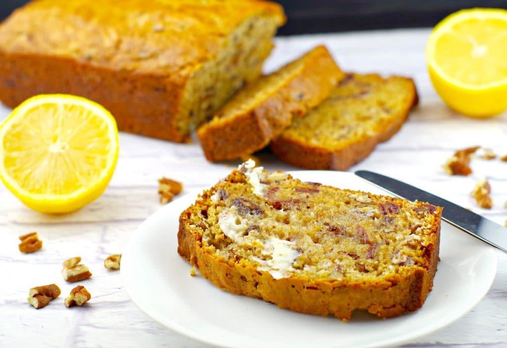 Traditional Date Nut Bread   #datenutloaf, #datebread - Foodmeanderings.com