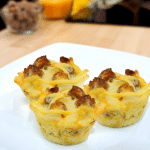 Maple Sausage Brunch Bites | brunch potluck idea - Foodmeanderings.com