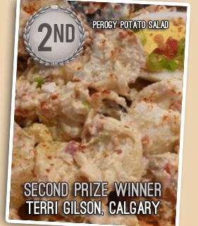 Perogy Potato Salad, Summer Days & BBQ's