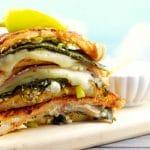 Gourmet Monte Cristo Sandwich - Mediterranean