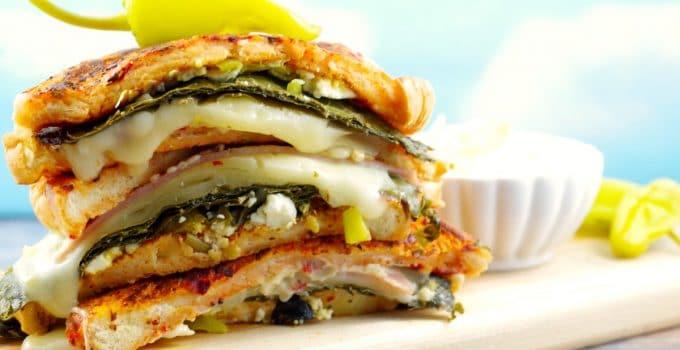 The Mediterranean Monte Cristo Sandwich: Some like it HOT!