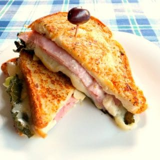 The Mediterranean Monte Sandwich: Some like it HOT!