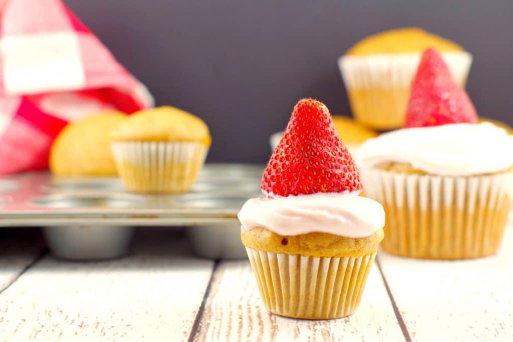 Mini Pancake Cupcakes - Foodmeanderings.com