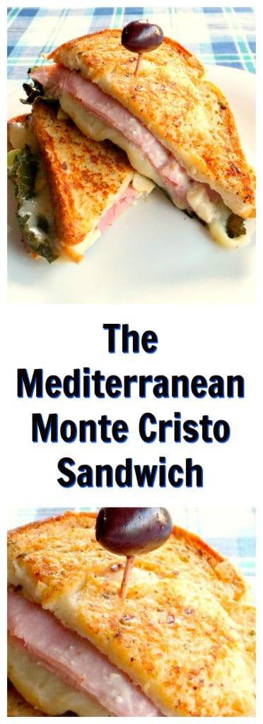 The Mediterranean Monte Cristo | #montecristo #greekrecipe - Foodmeanderings.com