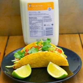 EASY & HEALTHY FISH TACOS RECIPE- NO 'fishy' taste