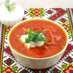 Ukrainian Borscht recipe | with evaporated milk - foodmeandeirngs.com