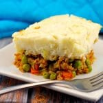 Healthy Shepherd's Pie | turkey - foodmeanderings.com