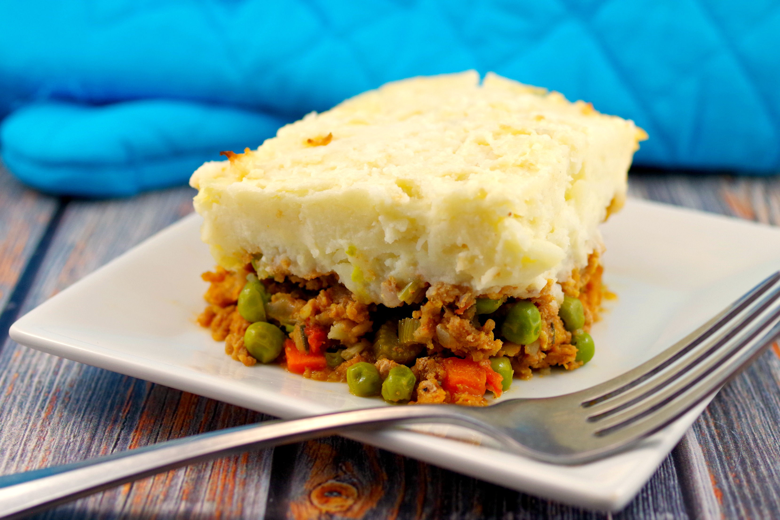 Turkey Shepherd S Pie
