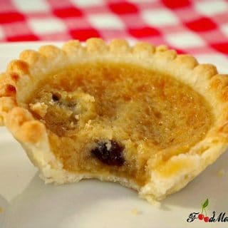 Best Butter Tarts recipe - foodmeanderings.com