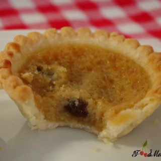 Best Ever Butter Tarts- Quintessentially Canadian