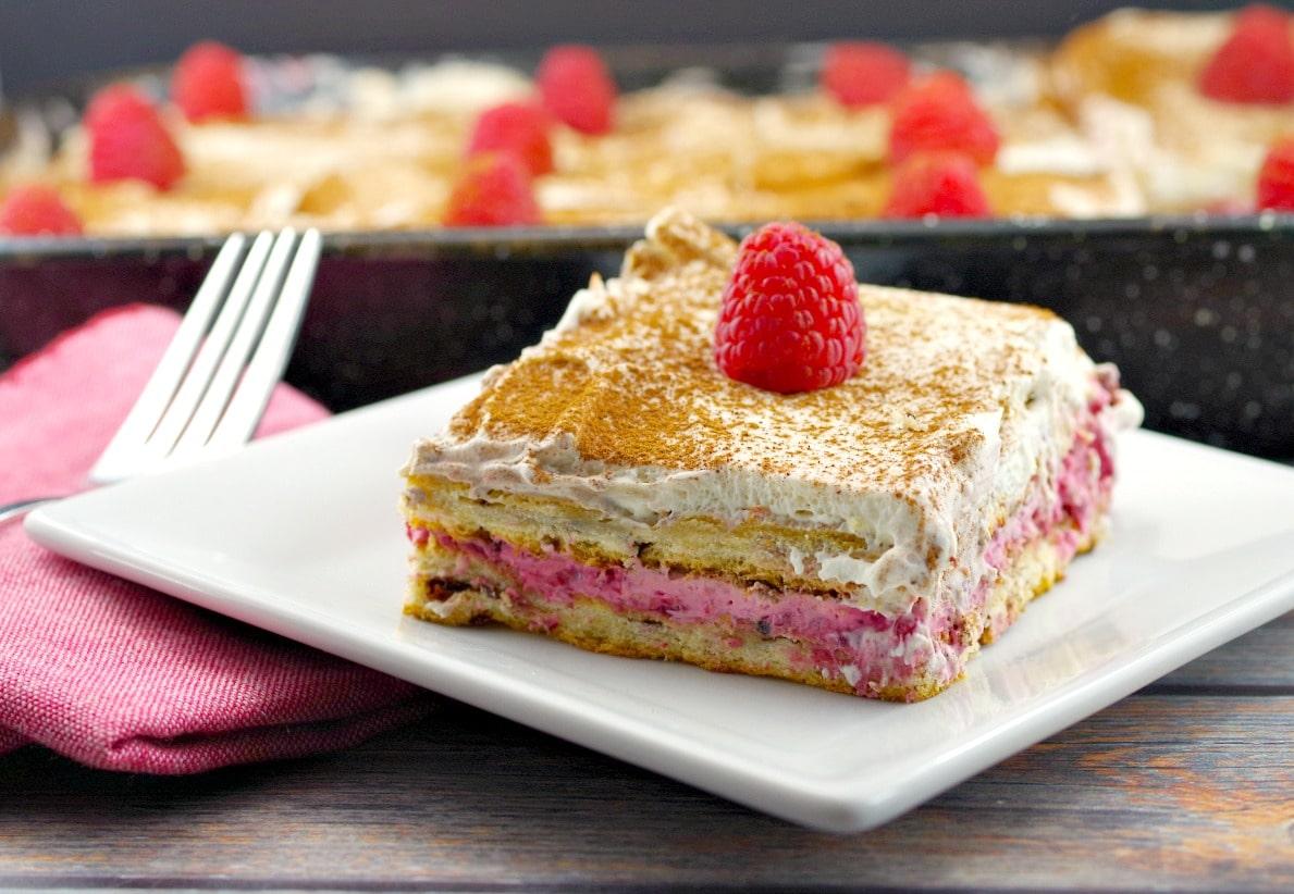 Breakfast Lasagna | cinnamon roll - foodmeanderings.com