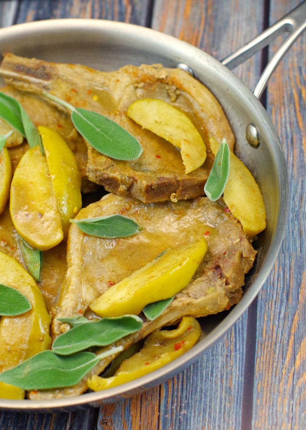 pork-chops-and-apple-sauce-recipe