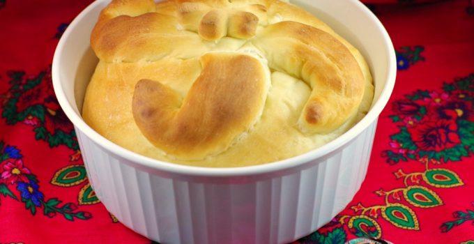 Bread Maker Paska: Ukrainian Easter Bread made EASY!