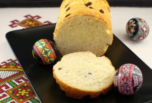 Bread Maker Babka | Ukrainian Easter Bread - Foodmeanderings.com