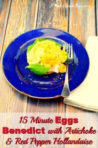 Easy Eggs Benedict| 15 minutes - Foodmeanderings.com