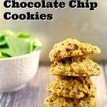 Healthy Chocolate Chip cookies | award-winning - foodmeanderings.com