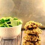Healthy Chocolate Chip Cookies #healthy cookies #healthy dessert   foodmeanderings.com
