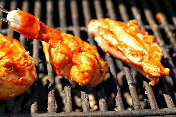 Hickory PB&J BBQ sauce | vegan, gluten-free - Foodmeanderings.com