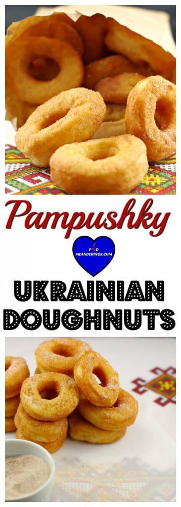 Pampushky | Ukrainian Doughnuts - Foodmeanderings.com