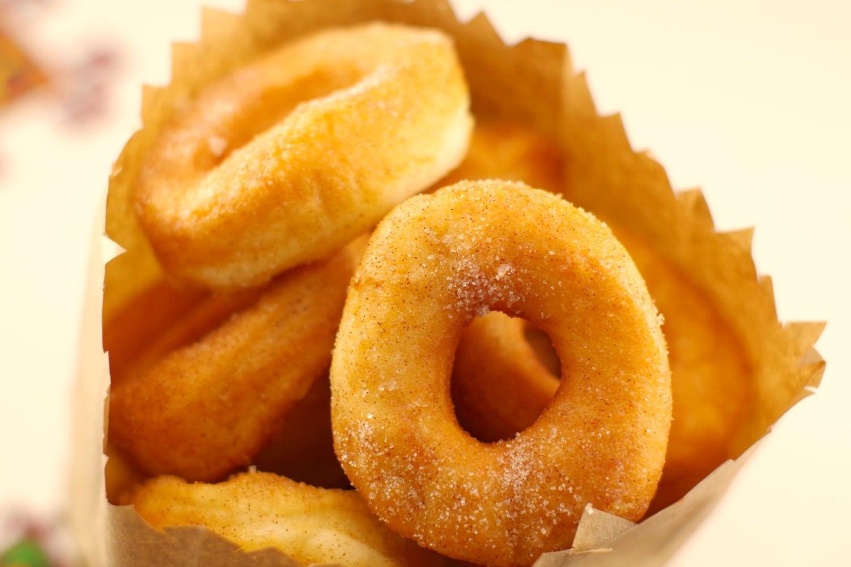 Ukrainian Doughnuts |Stampede-style - Foodmeanderings.com