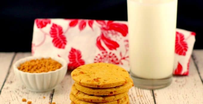 Butterscotch Toffee Crunch Cookies: Bake Sale Madness