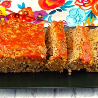 Old Fashioned Dairy-free and Gluten-free Meatloaf