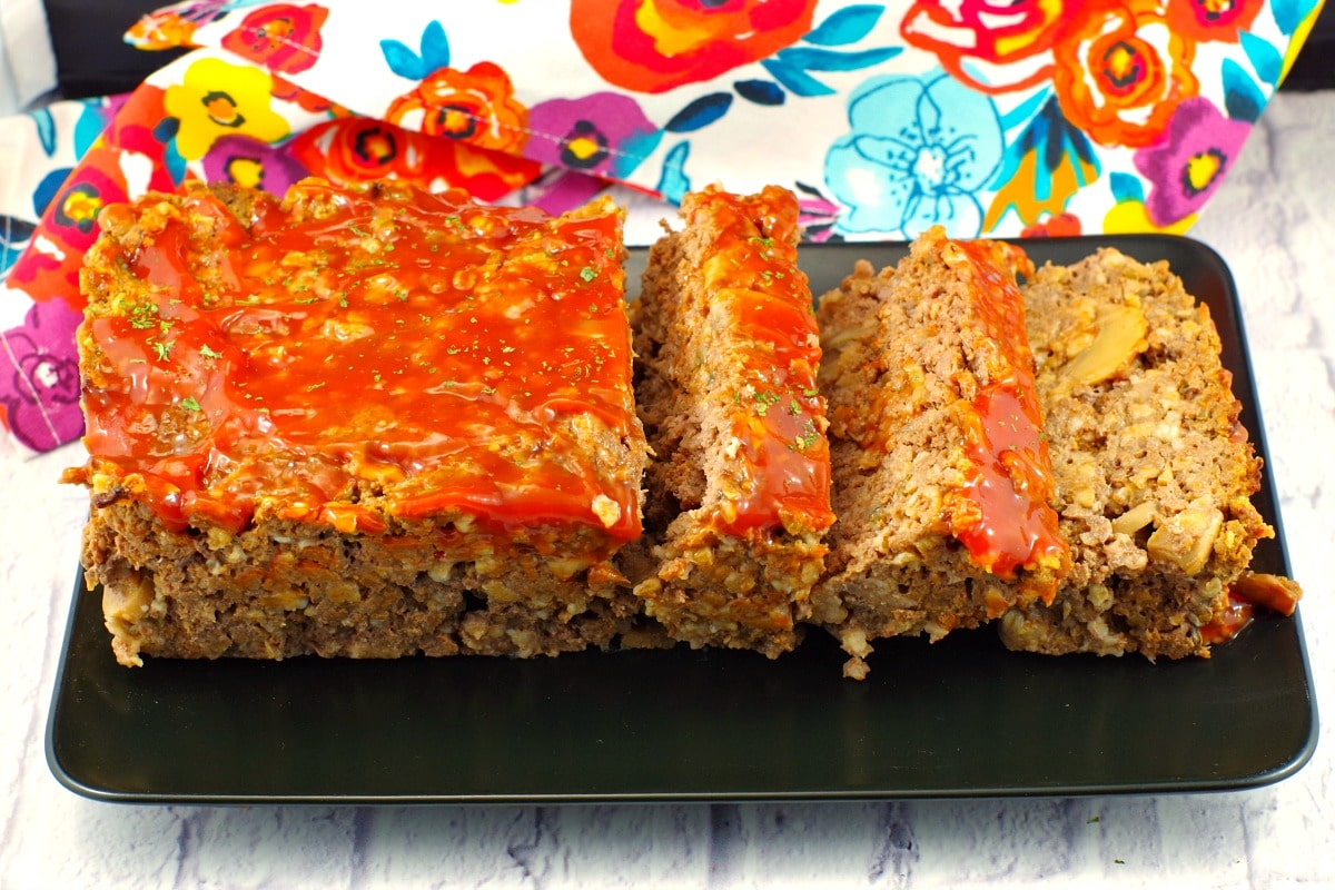 Old Fashioned Dairy Free Gluten Free Meatloaf Food Meanderings