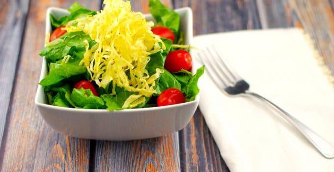 Parsnip Crisps – Vegan & Gluten-free