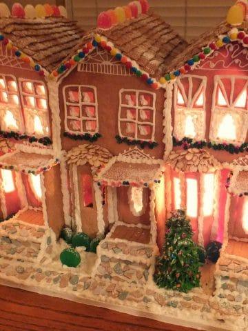 Gingerbread house - condo
