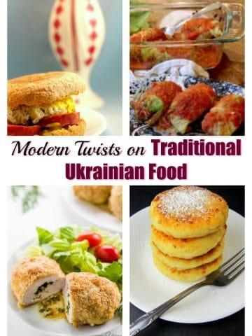 Modern Twists on Traditional Ukrainian Food | #Ukrainianfood - Foodmeanderings. com