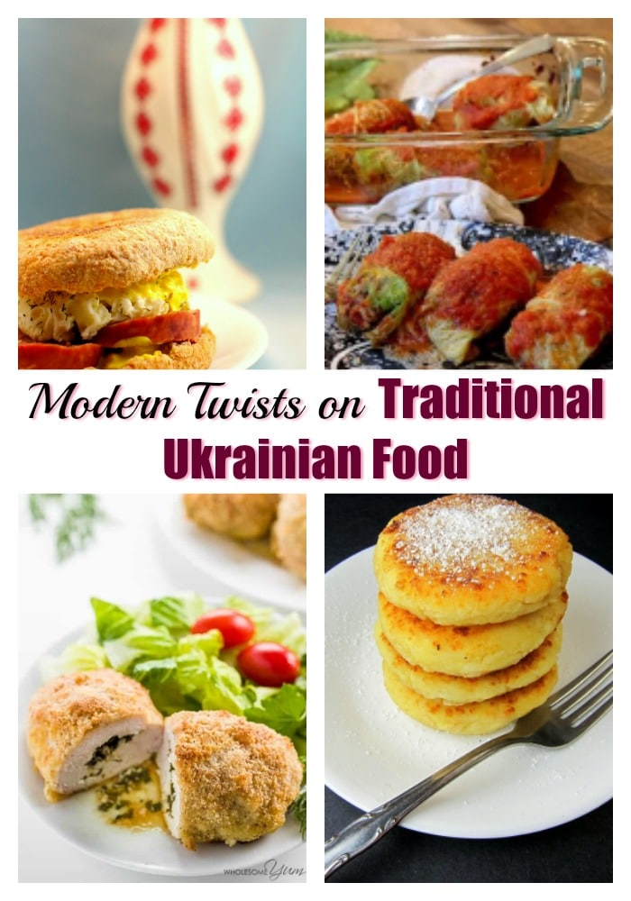 Modern Twists on Traditional Ukrainian Food | #Ukrainianfood - Foodmeanderings. com