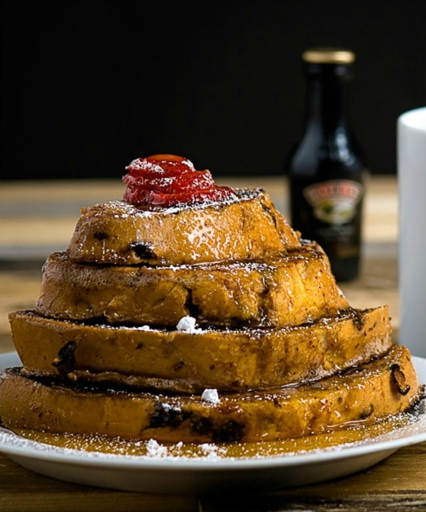 Irish Soda Bread French Toast recipe