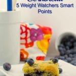 Weight Watchers Healthy Blueberry Cornbread - Foodmeanderings.com