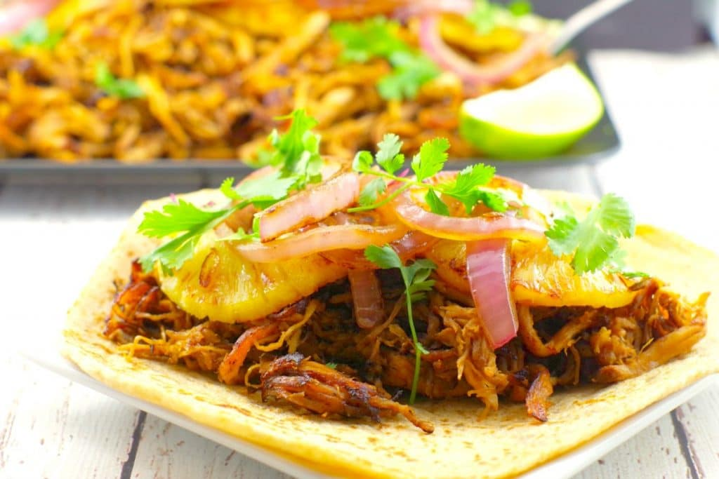Authentic Slow Cooker Pork Carnitas - foodmeanderings.com
