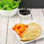 Homemade Pizza Pockets | healthy pizza pops - foodmeanderings.com
