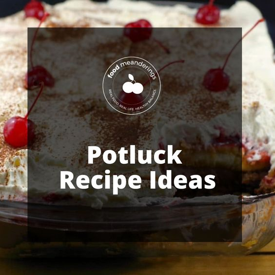 pinterest potluck board cover