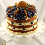 Old Fashioned Gingerbread cake | #cookie butter #gingerbread #cake - foodmeanderings.com