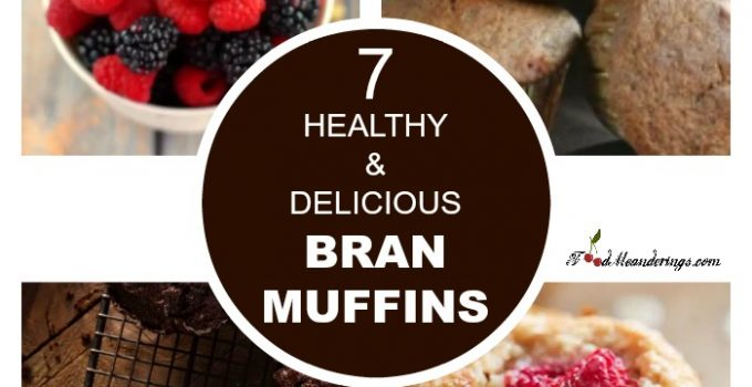 7 Crazy Delicious AND Healthy Bran Muffins: A good bran is hard to find!