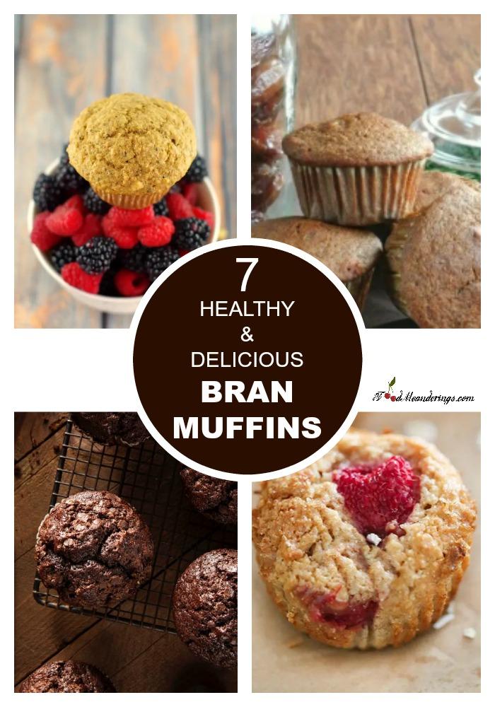 Healthy Bran Muffin Recipe | delicious #branmuffins #healthy #delcious