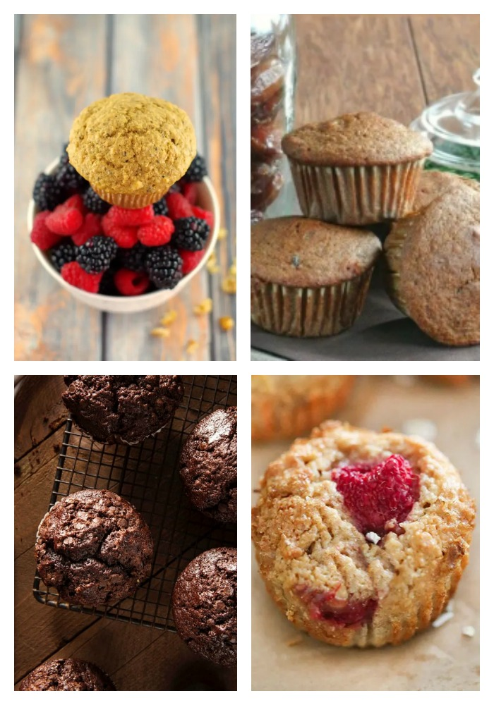 Healthy Bran Muffin Recipes - foodmeanderings.com