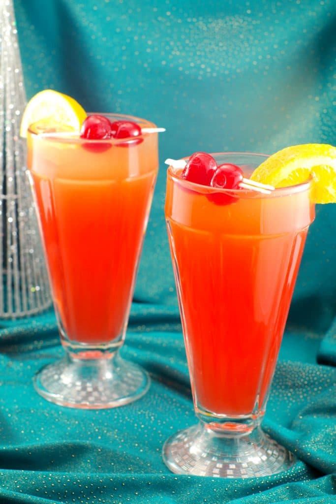 Mocktails for kids | Shirley Temple