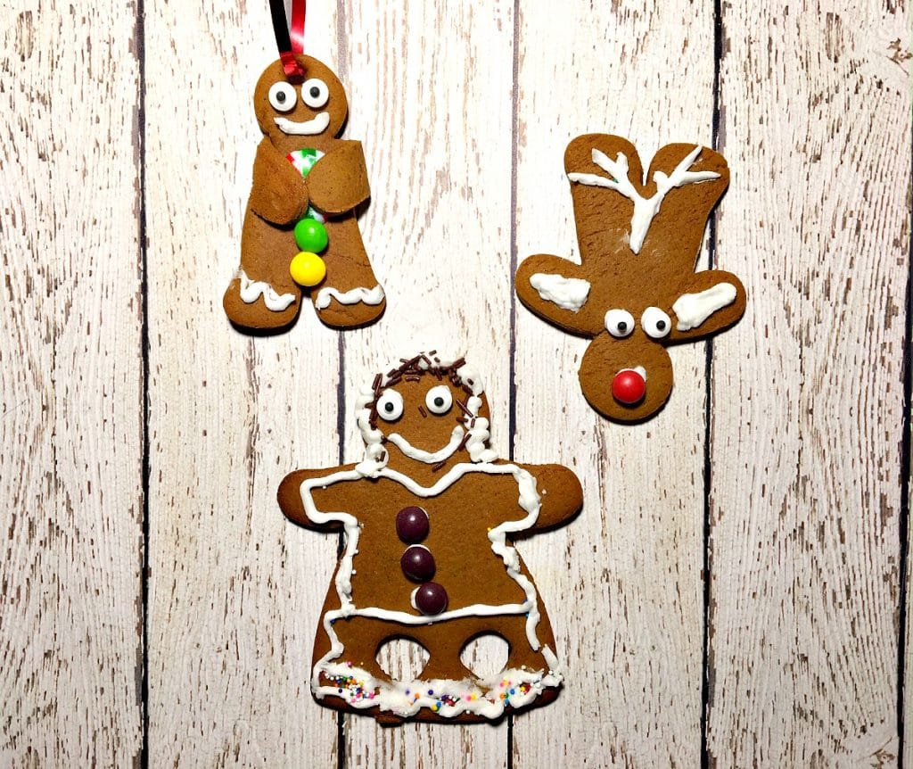 No Chill Gingerbread Cookies Food Meanderings
