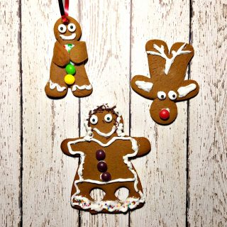 No Chill Gingerbread Cookie Recipe
