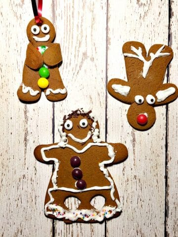 No Chill Gingerbread Cookie Recipe