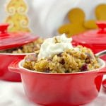 Stovetop Rice Pudding | cranberry gingerbread - foodmeanderings.com