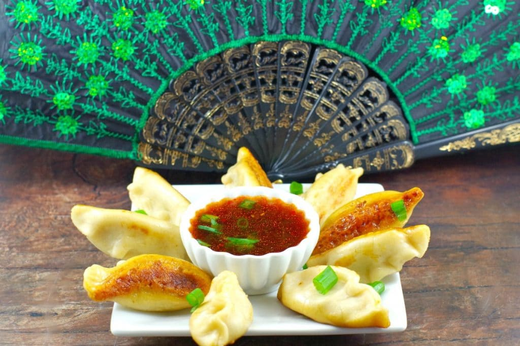 Chinese Potstickers recipe - dumplings