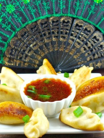 Chinese Potstickers recipe - dumplings