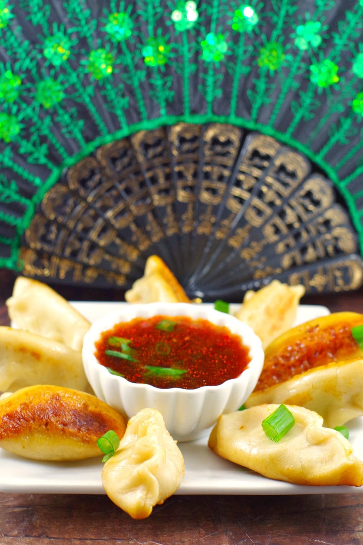 Chinese Potsticker Dumplings