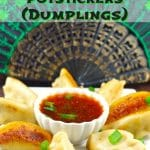 Chinese Potstickers | #dumplings #potstickers #chinese