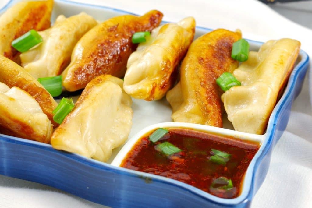 Wor Tip Potsticker Dumplings